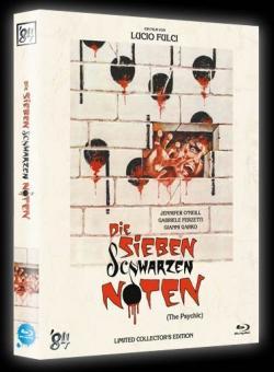 Die Sieben schwarzen Noten (The Psychic) (Kleine Hartbox) (1977) [FSK 18] [Blu-ray]