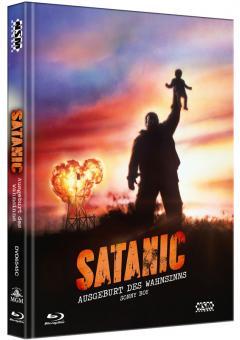 Satanic - Ausgeburt des Wahnsinns (Limited Mediabook, Blu-ray+DVD, Cover C) (1989) [FSK 18] [Blu-ray]