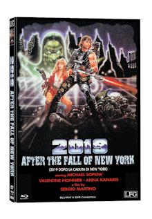 Fireflash - Der Tag nach dem Ende (Limited Mediabook, Blu-ray+DVD, Cover C) (1983) [FSK 18] [Blu-ray]
