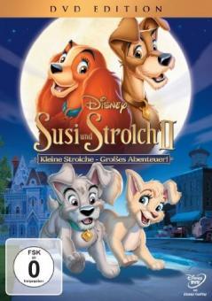 Susi und Strolch 2: Kleine Strolche - Großes Abenteuer! (DVD Edition) (2001)