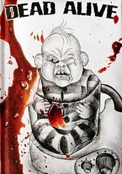 Braindead (Dead Alive) (Limited Mediabook, Blu-ray+DVD, Cover C) (1992) [FSK 18] [Blu-ray]