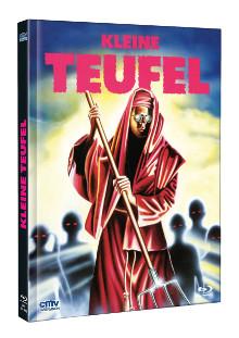 Kleine Teufel (Limited Mediabook, Blu-ray+DVD, Cover A) (1974) [FSK 18] [Blu-ray]