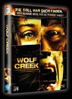 Wolf Creek (Kleine Hartbox) (2005) [FSK 18] [Blu-ray]