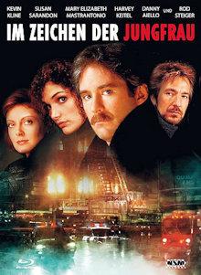 Im Zeichen der Jungfrau (Limited Mediabook, Blu-ray+DVD, Cover E) (1989) [Blu-ray]