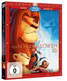 Der König der Löwen (Diamond Edition) (+Blu-ray) (1994) [3D Blu-ray]