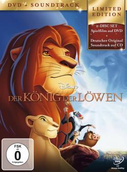 Der König der Löwen (Limited Edition + CD Soundtrack) (1994)