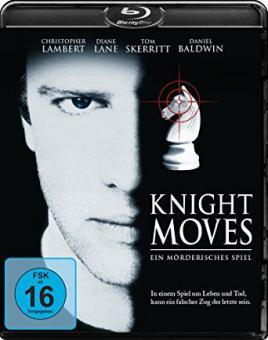 Knight Moves - Ein mörderisches Spiel (1992) [Blu-ray]