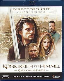 Königreich der Himmel (Director's Cut) (2005) [Blu-ray]