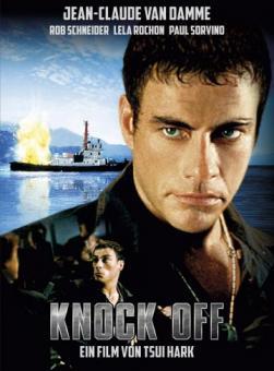 Knock Off - Der entscheidende Schlag (Limited Mediabook, Blu-ray+DVD, Cover A) (1998) [FSK 18] [Blu-ray]