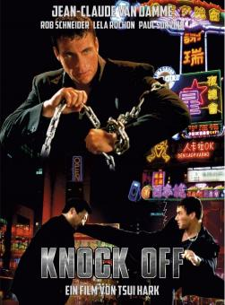 Knock Off - Der entscheidende Schlag (Limited Mediabook, Blu-ray+DVD, Cover C) (1998) [FSK 18] [Blu-ray]