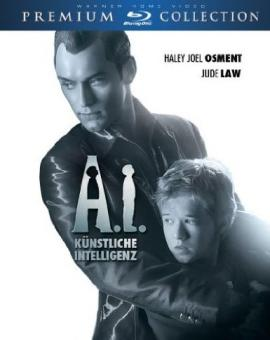 A.I. Künstliche Intelligenz (Premium Collection) (2001) [Blu-ray]