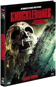 Knucklebones (Limited Mediabook, Blu-ray+DVD, Cover A) (2016) [FSK 18] [Blu-ray]