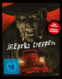 Jeepers Creepers (Limited Mediabook, Blu-ray+2 DVDs) (2001) [Blu-ray]