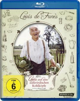 Louis und seine außerirdischen Kohlköpfe (1981) [Blu-ray]