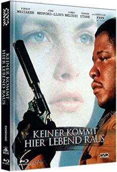 Keiner kommt hier lebend raus - Diary of a Hitman (Limited Mediabook, Blu-ray+DVD, Cover D) (1991) [Blu-ray]