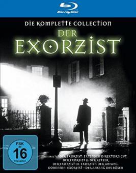 Der Exorzist - Die komplette Collection (5 Discs) [Blu-ray]