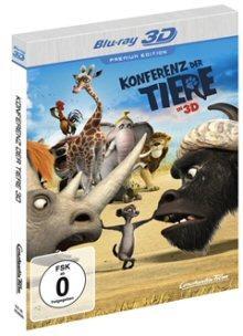 Konferenz der Tiere (Limited 3D Premium Edition, inkl. 2D Version) (2010) [3D Blu-ray]