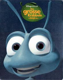 Das große Krabbeln (Limited Edition, Steelbook) (1998) [Blu-ray]