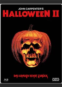 Halloween 2 (Uncut, FuturePak) (1981) [FSK 18] [Blu-ray]