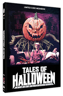 Tales of Halloween (Limited Mediabook, Blu-ray+DVD, Cover B) (2015) [Blu-ray]