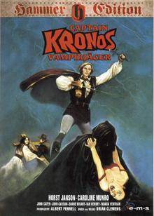 Captain Kronos - Vampirjäger (Hammer-Edition) (1973)