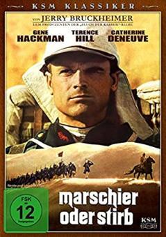 Marschier oder stirb (1977) [Gebraucht - Zustand (Sehr Gut)]