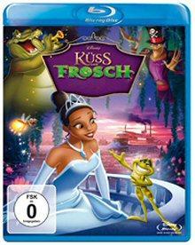 Küss den Frosch (2009) [Blu-ray]