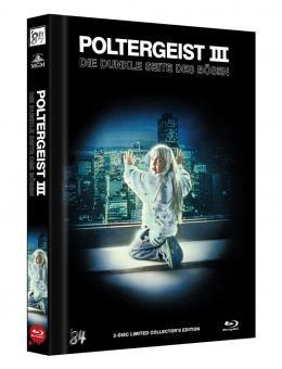 Poltergeist 3 - Die dunkle Seite des Bösen (Limited Mediabook, Blu-ray+DVD, Cover B) (1987) [Blu-ray]