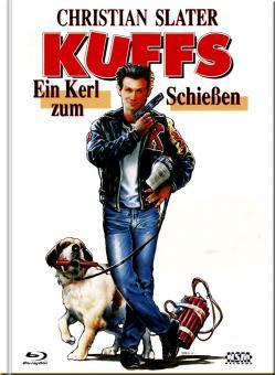 Kuffs - Ein Kerl zum Schießen (Limited Mediabook, Blu-ray+DVD, Cover A) (1992) [Blu-ray]