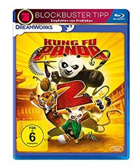 Kung Fu Panda 2 (2011) [Blu-ray]