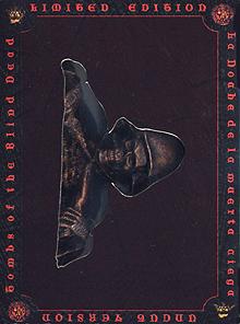 Die Nacht der reitenden Leichen (Uncut, Limited Edition mit Figur) (1971) [FSK 18]