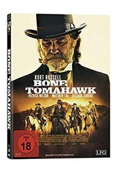Bone Tomahawk (Limited Mediabook, Blu-ray+DVD, Cover D) (2015) [FSK 18] [Blu-ray]