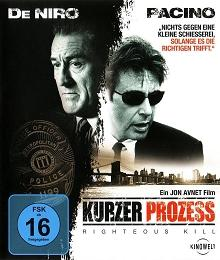 Kurzer Prozess - Righteous Kill (2008) [Blu-ray]