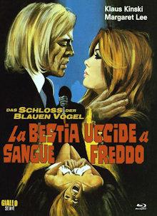 Das Schloss der Blauen Vögel (Limited Mediabook, Blu-ray+DVD, Cover B) (1971) [FSK 18] [Blu-ray]