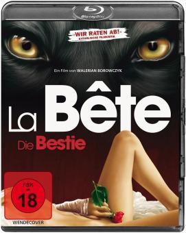 La Bete - Die Bestie (1975) [FSK 18] [Blu-ray]