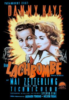 Die Lachbombe (1953)