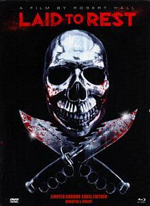 Laid to Rest (Limited Uncut Mediabook, Blu-ray + DVD) (2009) [FSK 18] [Blu-ray]