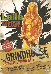Laila - Vampir der Lust - The Grindhouse Coll. No. #06 (1968) [FSK 18]