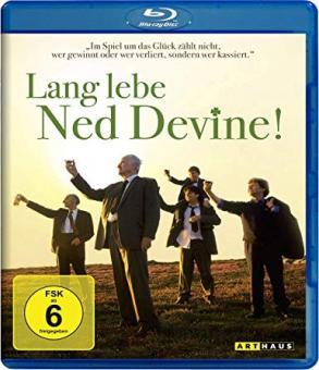 Lang lebe Ned Devine! (1998) [Blu-ray]