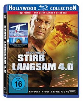 Stirb langsam 4.0 (2007) [Blu-ray]