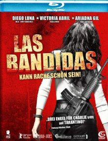 Las Bandidas - Kann Rache schön sein! (2008) [Blu-ray]