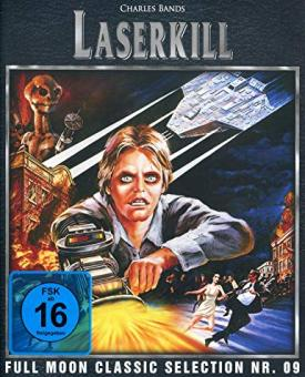 Laserkill - Todestrahlen aus dem All (Full Moon Classic Selection Nr.09) (inkl. SchleFaz-Fassung) (1978) [Blu-ray]