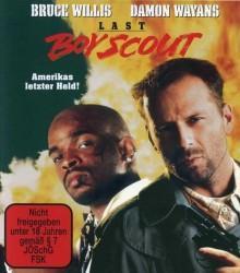 Last Boy Scout (1991) [FSK 18] [Blu-ray]