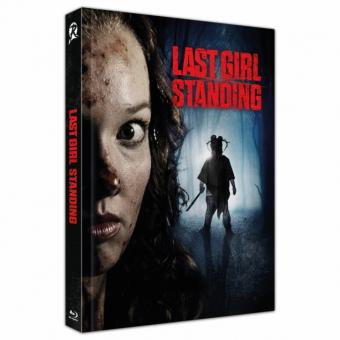 Last Girl Standing (Limited Mediabook, Blu-ray+DVD, Cover A) (2015) [FSK 18] [Blu-ray]