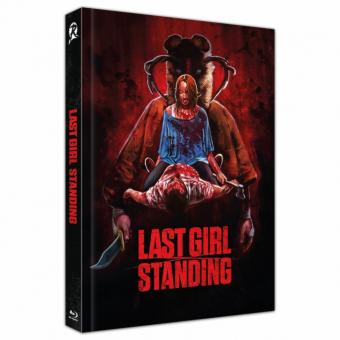 Last Girl Standing (Limited Mediabook, Blu-ray+DVD, Cover B) (2015) [FSK 18] [Blu-ray]