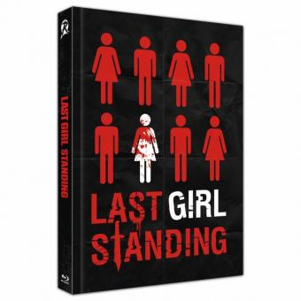 Last Girl Standing (Limited Mediabook, Blu-ray+DVD, Cover C) (2015) [FSK 18] [Blu-ray]