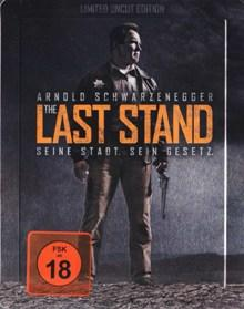 The Last Stand (Uncut, Limited Steelbook) (2013) [FSK 18] [Blu-ray]