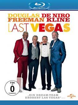 Last Vegas (2013) [Blu-ray]