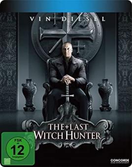 The Last Witch Hunter (Limited Steelbook) (2015) [Blu-ray] [Gebraucht - Zustand (Sehr Gut)]
