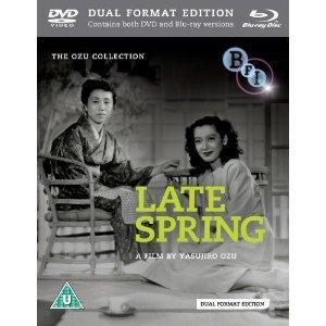 Late Spring (Blu-ray + DVD) (1949) [UK Import] [Blu-ray]